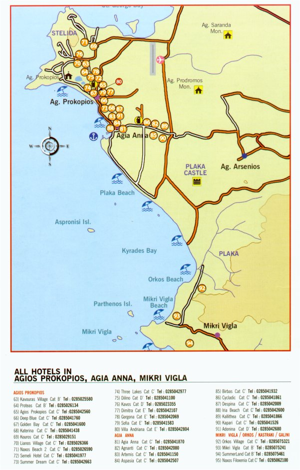 Car To Go >> Maps of the Greek island of Naxos, Cyclades, Greece. Map, Naxos, Chora, Cyclades, maps. Also ...
